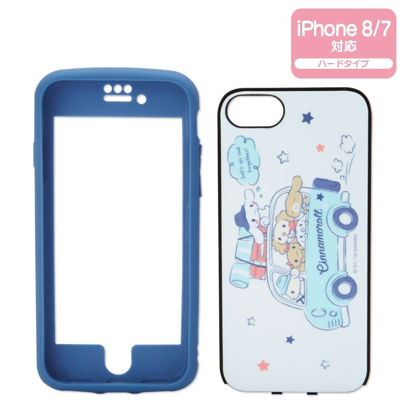 Cinnamoroll iPhone 7 8 Case Cover Outdoor IJOY Sanrio Japan