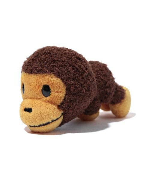 A BATHING APE BABY MILO MGNT PLUSH SLP MILO Brown BAPE Japan