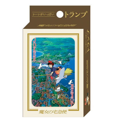 Kiki's Delivery Service Playing Cards Studio Ghibli Japan