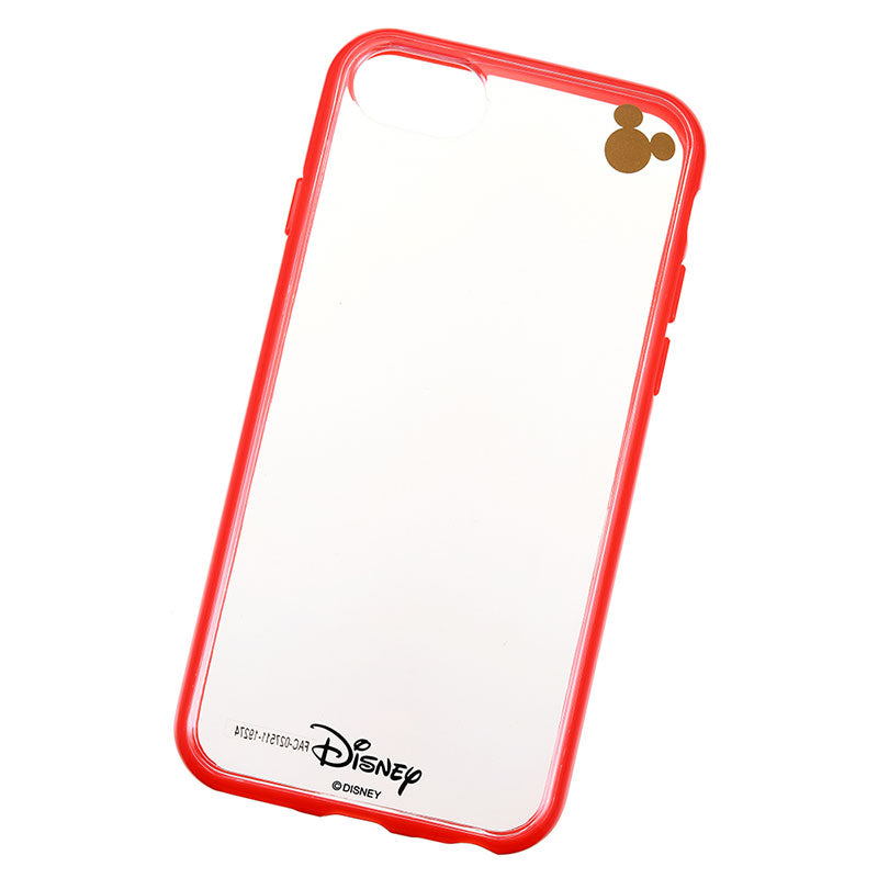 Mickey iPhone 6 6s 7 8 Case Cover Red D.I.Wow! Disney Store Japan
