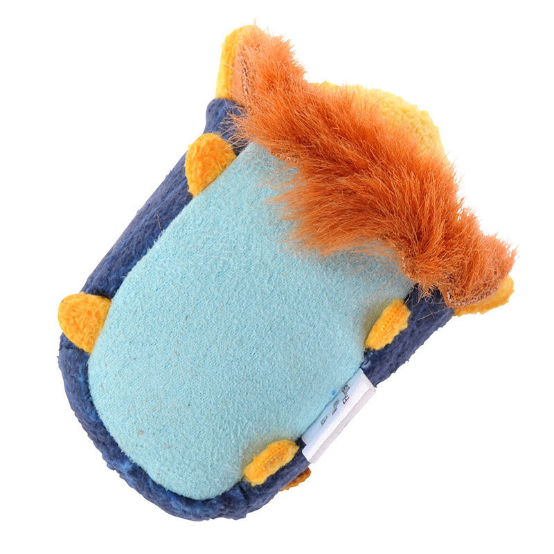 Mayor Lionheart Zootopia Tsum Tsum mini S Plush Disney Store Japan