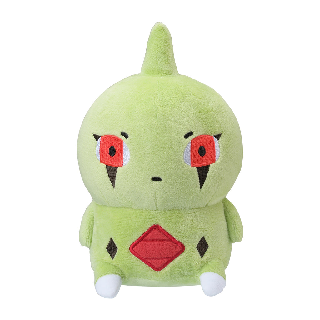 Larvitar Yogiras Plush Doll 24 Hours Pokemon CHU Pokemon Center Japan Original
