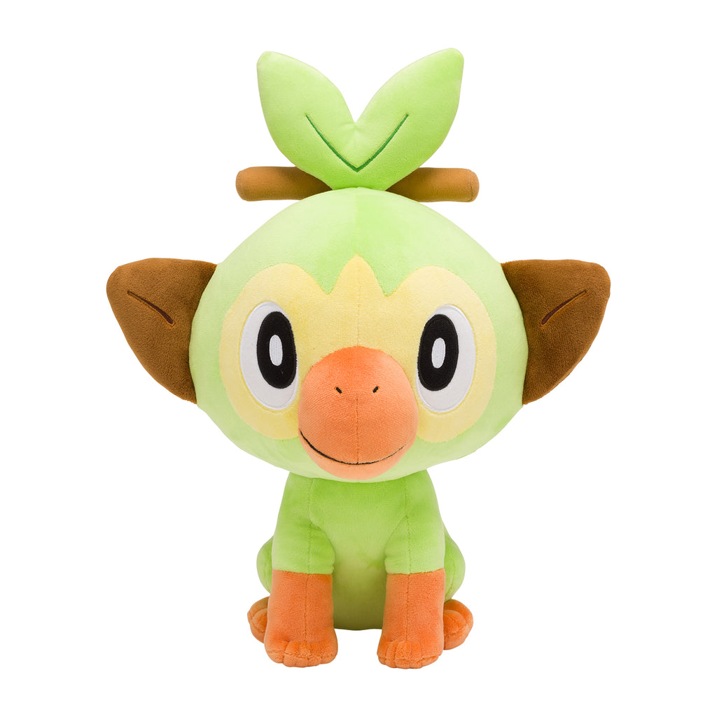 Grookey Sarunori Plush Doll Life-size Sword Shield Pokemon Center Japan Original