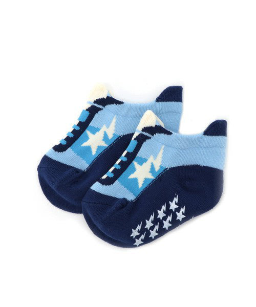 BAPE STA BABY SOCKS Blue S A BATHING APE Japan