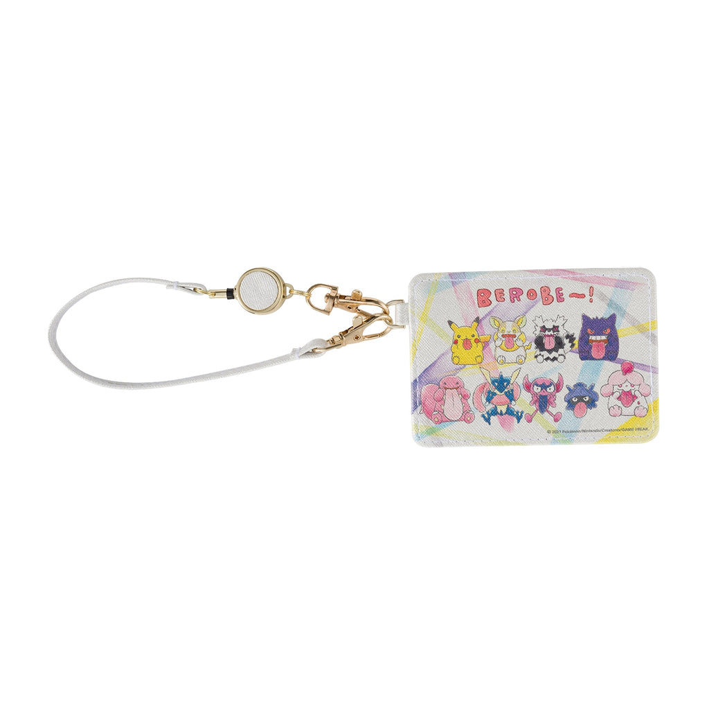 Pass Case BEROBE~! Pokemon Center Japan