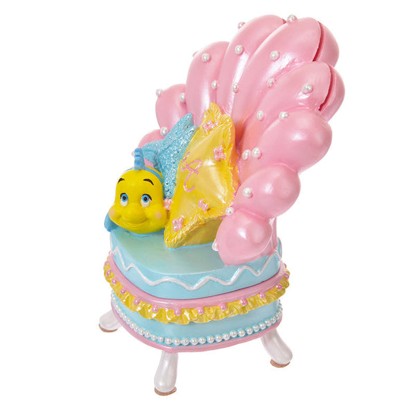 Ariel & Flounder Memo Stand & Accessory Case Chair Princess Party Disney Japan