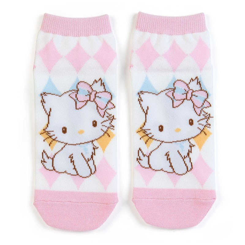 Hello Kitty Socks Ribbon Sanrio Japan 2019
