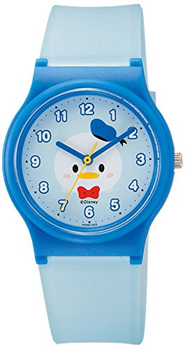 Donald Tsum Tsum Wrist Watch Waterproof HW00-003 CITIZEN Q&Q Japan Disney