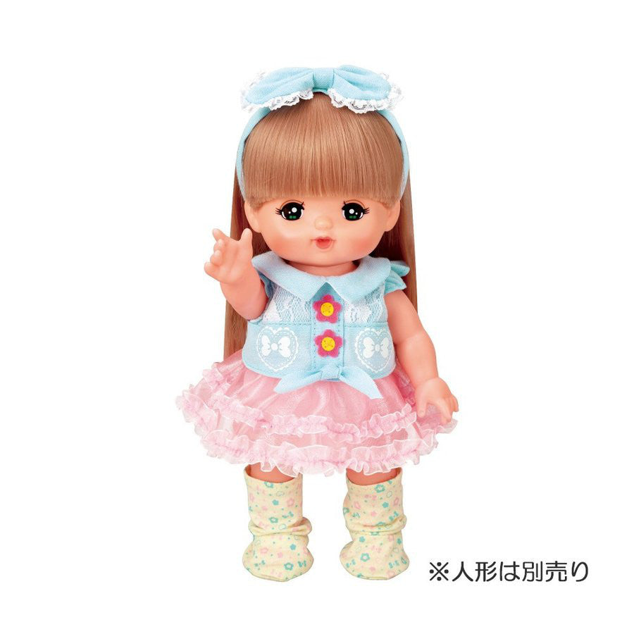 Costume for Mell Chan Girly Corde Pilot Japan Pretend Play Toys