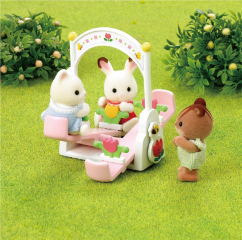 Baby Seesaw Furniture K-215 Sylvanian Families Japan Calico Critters