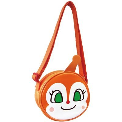 Dokinchan Shoulder Bag Face Anpanman Japan ANF-1800