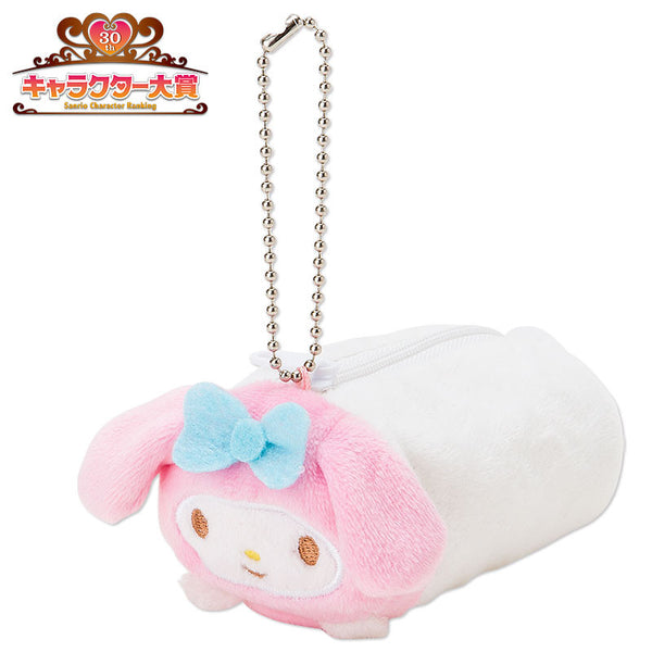 My Melody Mascot Key Chain mini Pouch SANRIO Japan TSUM TSUM