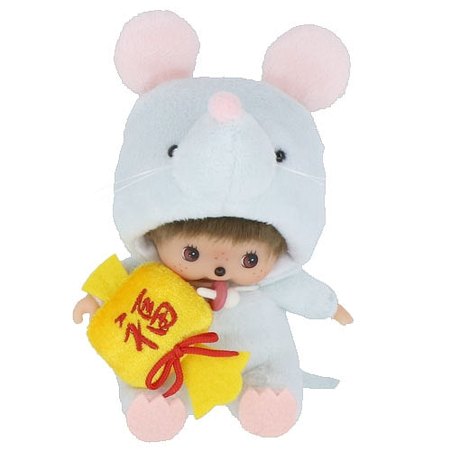 Bebichhichi Doll S Zodiac Mouse Rat Monchhichi New Year Japan