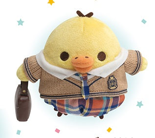 Kiiroitori Yellow Chick Plush Doll 11th Anniversary San-X Japan Rilakkuma Limit
