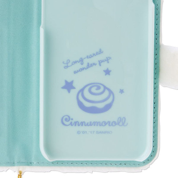 Cinnamoroll iPhone 7 8 Case Cover Plush Tail Sanrio Japan