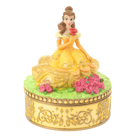 Belle Figure Accessory Case Disney Store Japan Beauty and the Beast