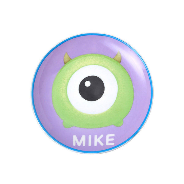 TSUM TSUM Ceramic Plate Mike Disney Store Japan