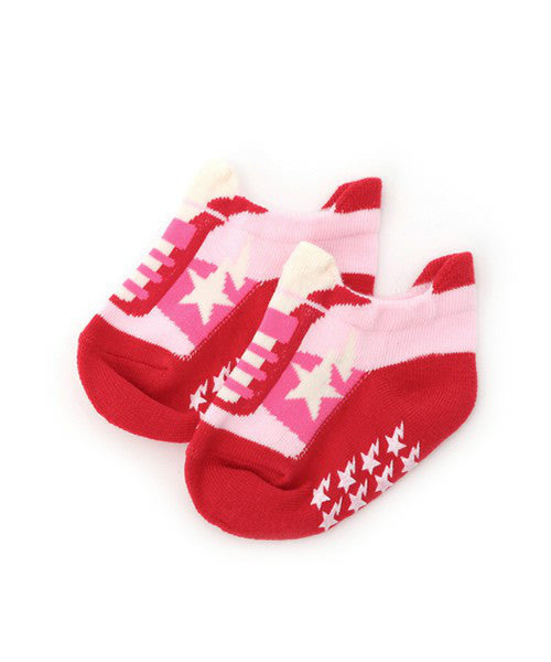 BAPE STA BABY SOCKS Red S A BATHING APE Japan