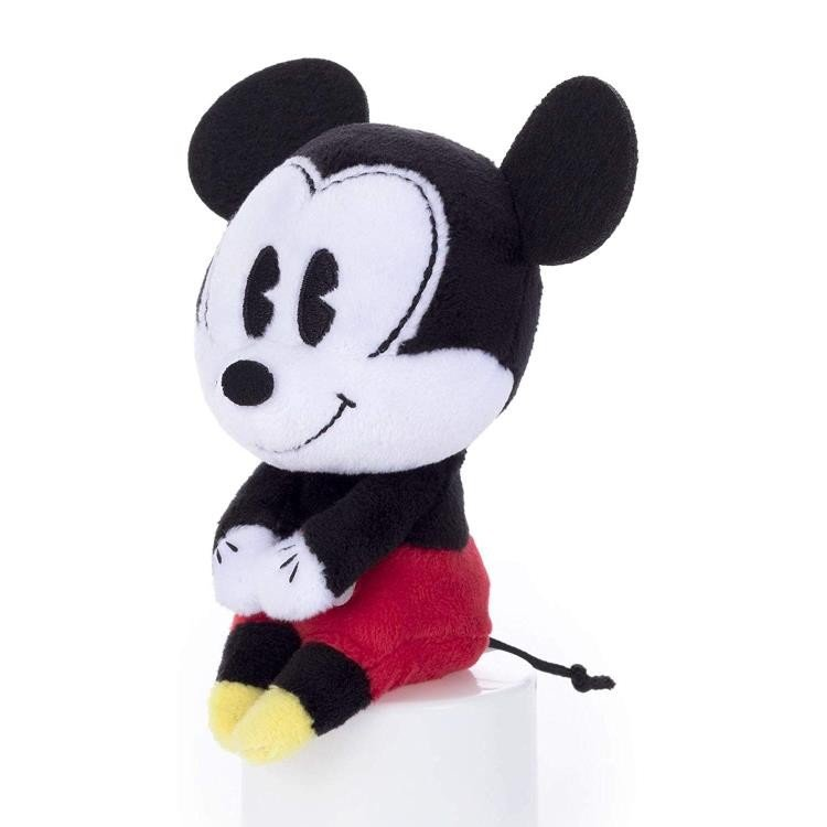 Mickey Chokkirisan mini Plush Doll Comic Style MM90 Disney Takara Tomy Japan