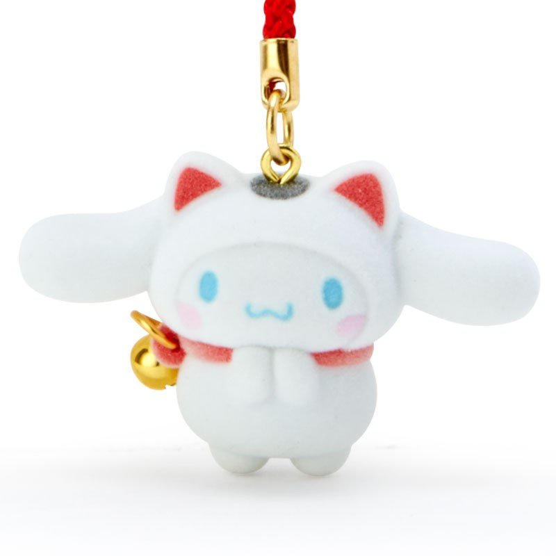 Cinnamoroll Netsuke Pray Onegai Cat Sanrio Japan