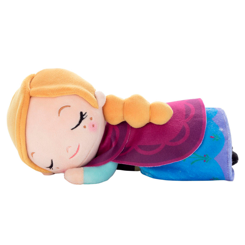 Frozen Anna Plush Doll S Suyasuya Sleeping Friend Disney Takara Tomy