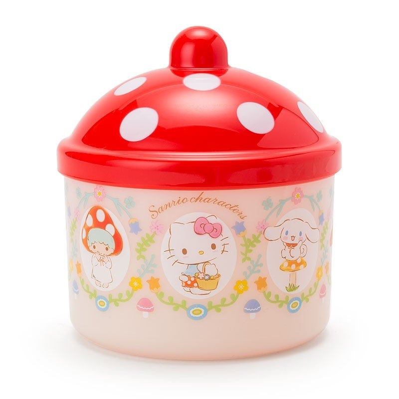 Cotton Box Character Mushroom Sanrio Japan