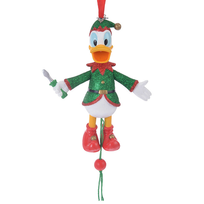 Donald Christmas Tree Ornament Move Disney Store Japan 2018