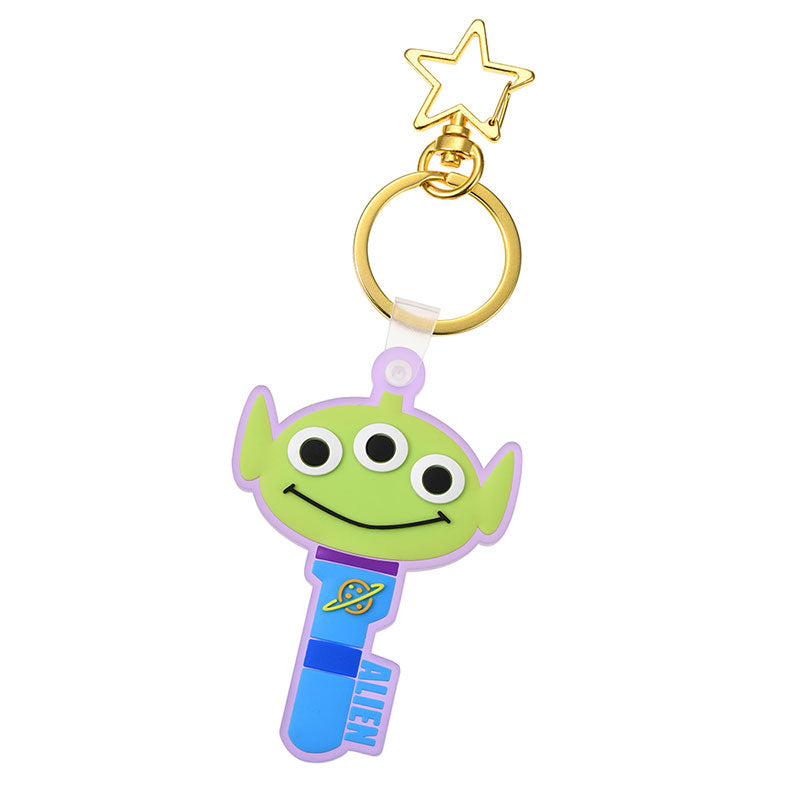 Alien Silicone Keychain Key Holder Disney Store Japan Toy Story