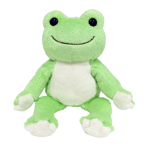 Pickles the Frog Bean Doll Plush Basic Japan
