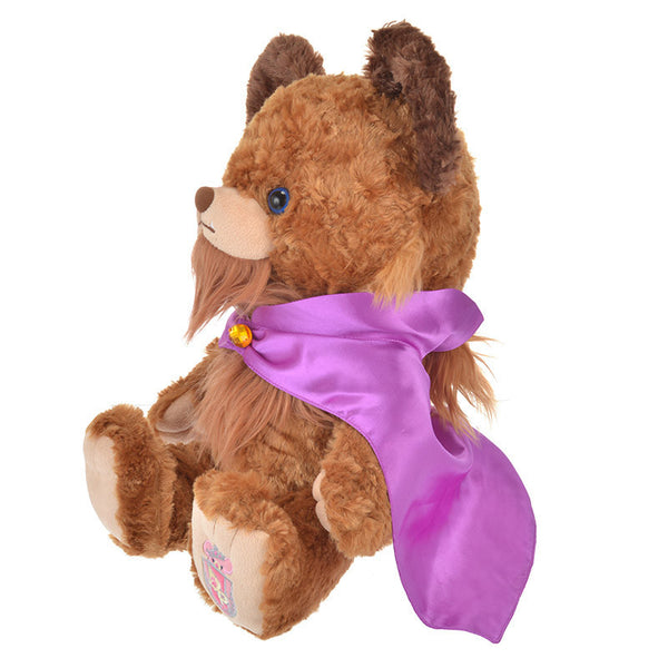UniBEARsity Fove Beast Plush Doll Disney Store Japan Beauty and the Beast