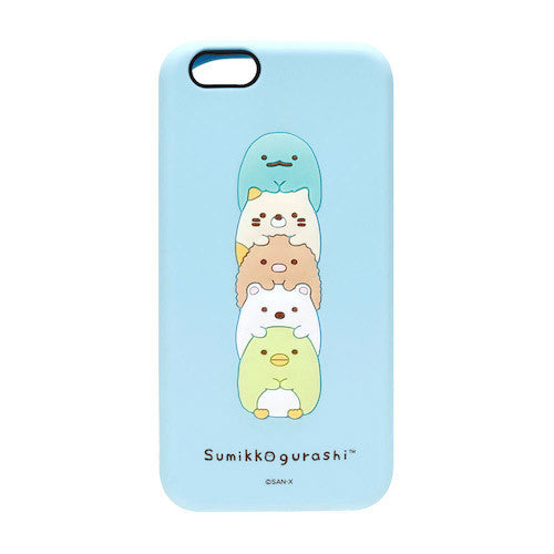 Sumikko Gurashi iPhone 6s / 6 Silicon Case Good Friends San-X Japan