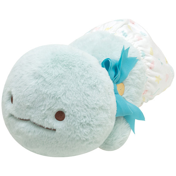 Sumikko Gurashi Tokage Lizard Plush Doll Sleep Together San-X Japan