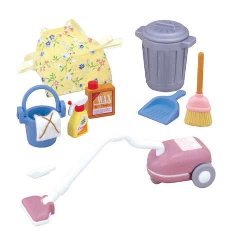Furniture Cleaning Set Ka-607 Sylvanian Families Japan Calico Critters