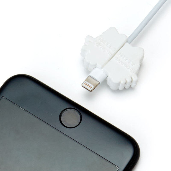 Hello Kitty Cable Mascot for iPhone Sanrio Japan Mobile Accessory