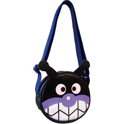 Baikinman Shoulder Bag Face Anpanman Japan ANF-1800