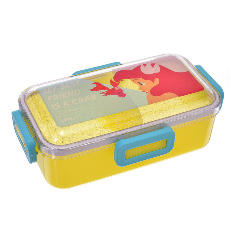 Little Mermaid Ariel Sebastian Lunch Box Bento Splash Disney Store Japan