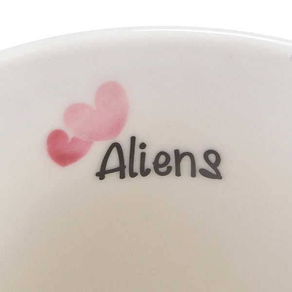 Alien Mug Cup Heartful time Valentine 2018 Disney Store Japan Toy Story