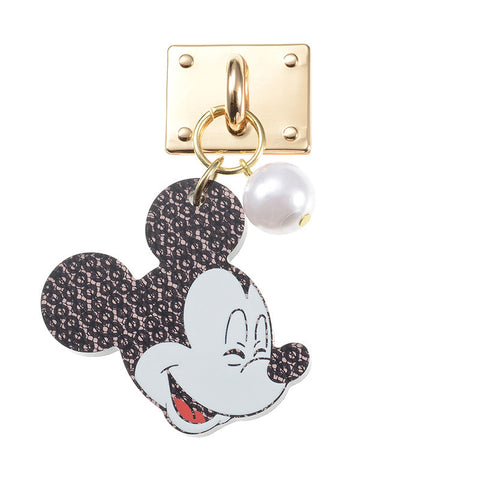 Mickey Charm for Smartphone Case good laugh Disney Store Japan