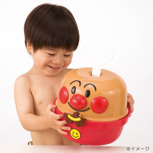 Fun Bath Toy Tool Set Pool Play Anpanman Japan