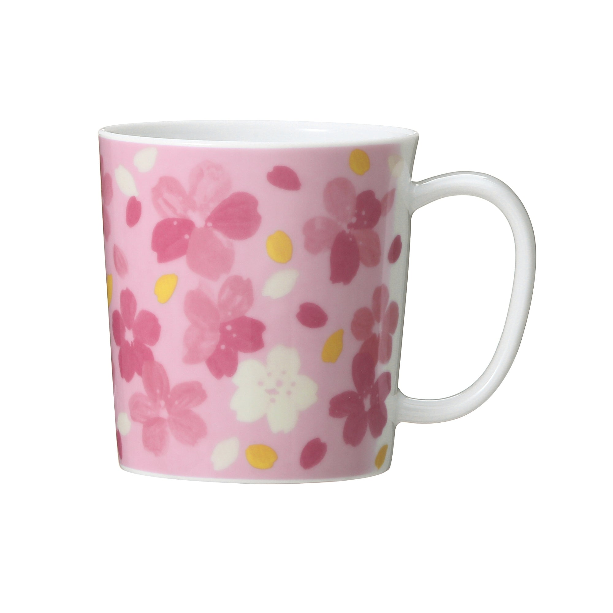 Petals Mug Cup Starbucks Sun 2019 Japan Sakura Vol2 355ml HED9I2