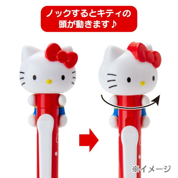 Hello Kitty Action Mechanical Pencil 0.5mm Sanrio Japan