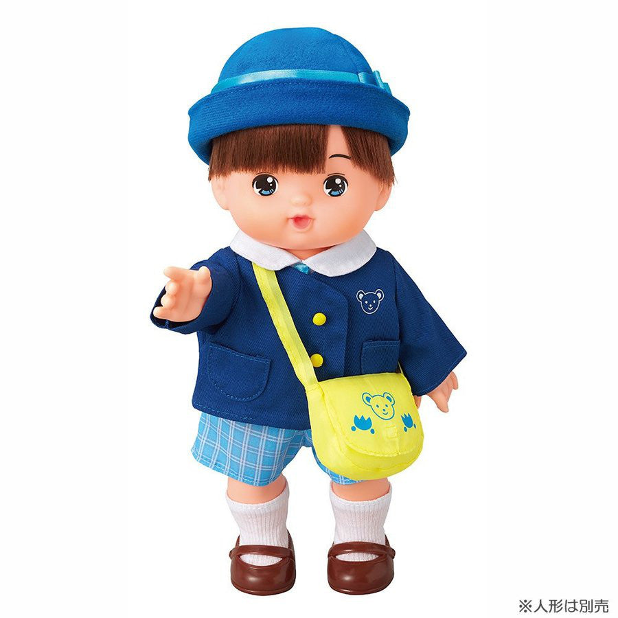 Costume for Mell chan Doll Boy Kindergarten clothes Pilot Japan