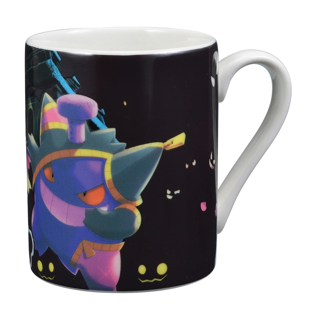 Color Changing Mug Cup We Are TEAM TRICK Halloween 2018 Japan Pokemon Center