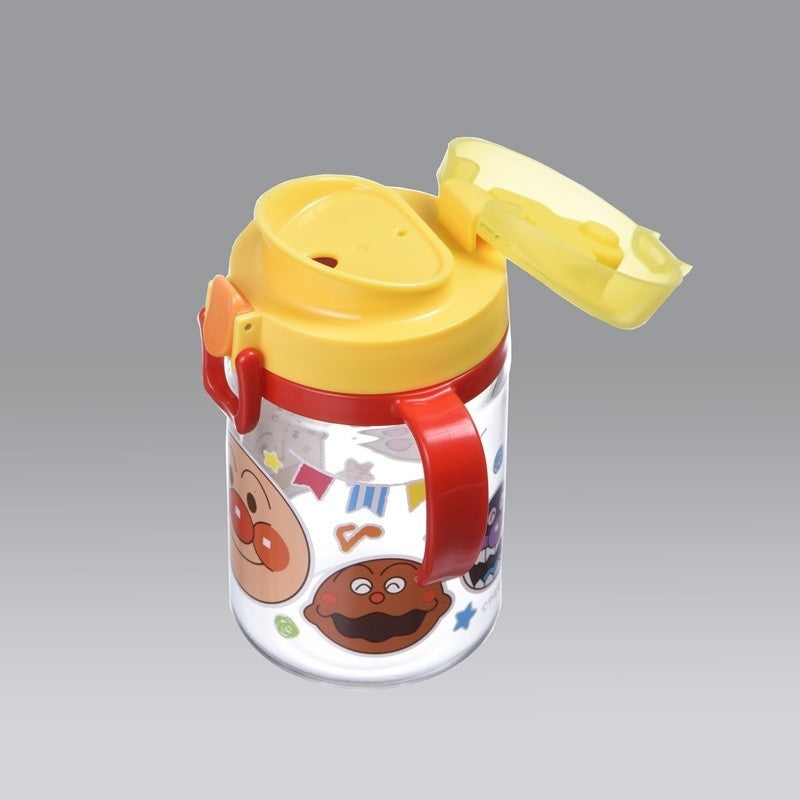 Anpanman Training Straw Mug Cup Japan