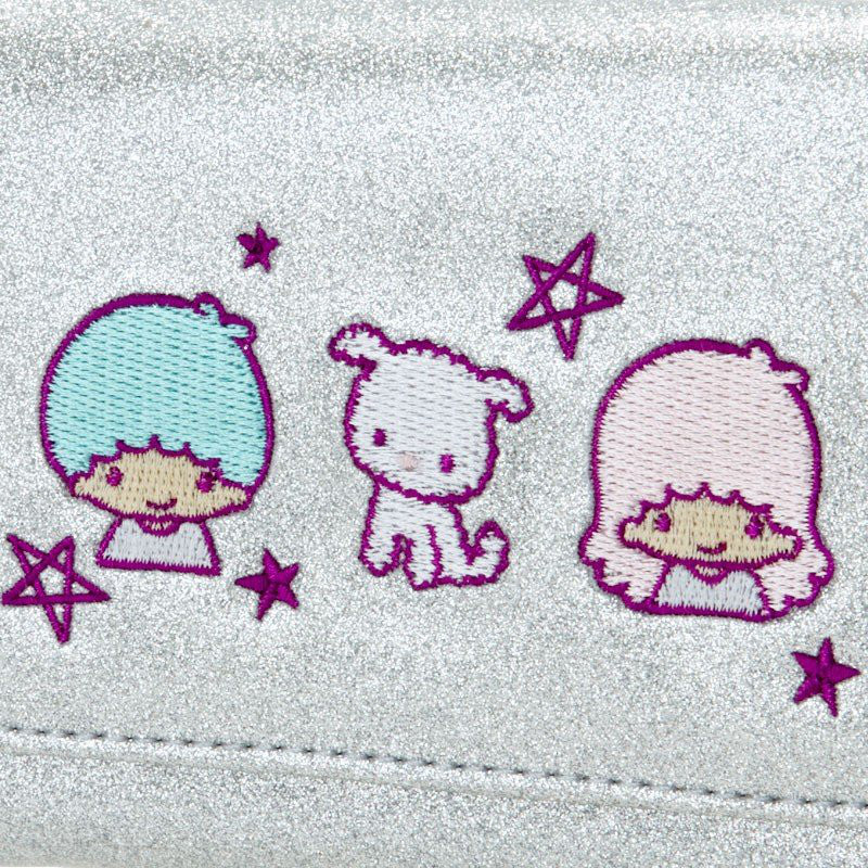 Little Twin Stars Wallet Spark Decoration Sanrio Japan Kiki Lala