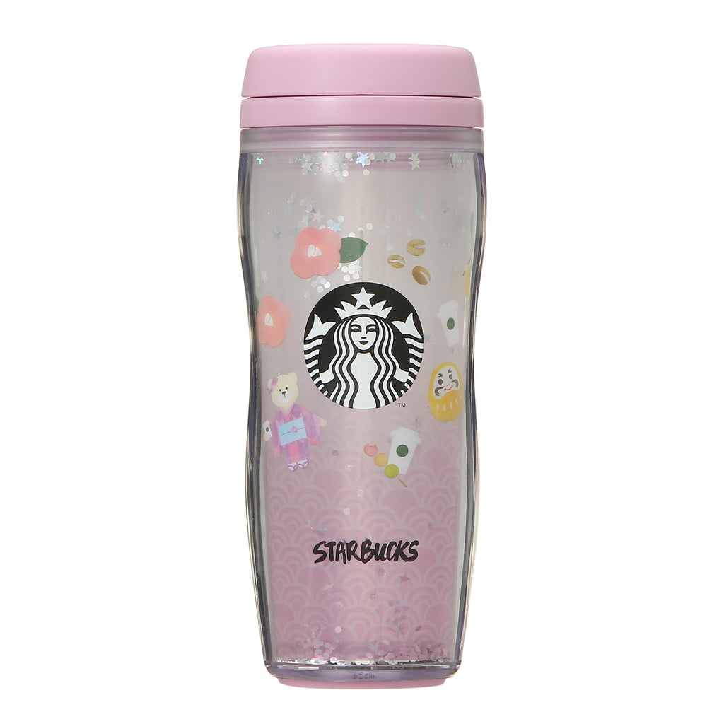 Tumbler Icon Light Purple New Year 2021 Starbucks Japan