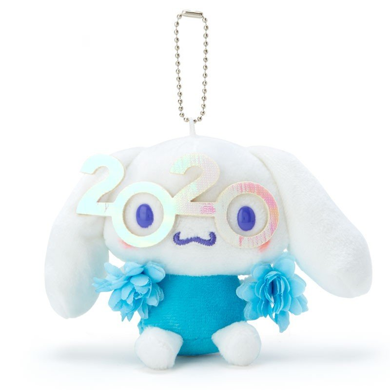 Cinnamoroll Plush Mascot Holder Keychain Sanrio characters 2020 Japan