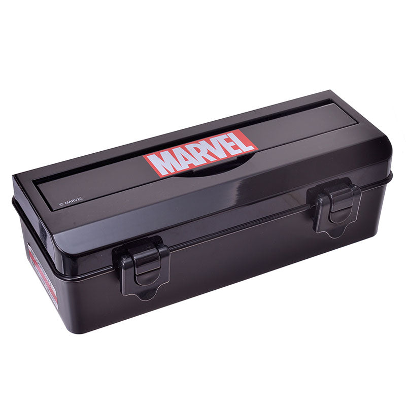 Marvel Lunch Bento Tool Box style Logo Disney Store Japan