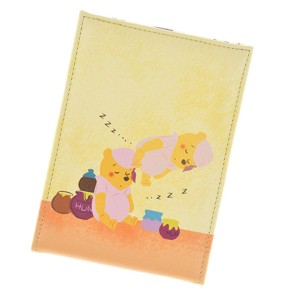 Winnie the Pooh & Friends Folding Stand Mirror POOH'S HOUSE Disney Store Japan
