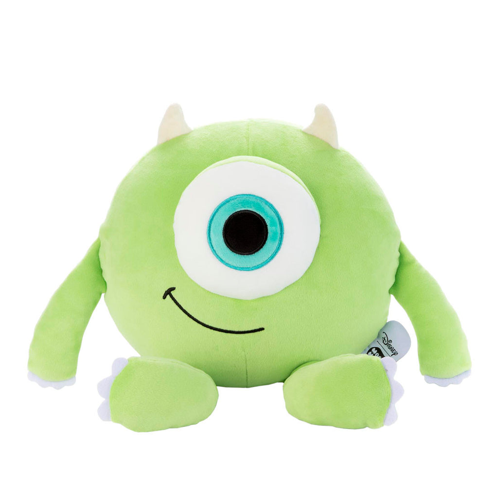 Mike Plush Doll M Disney-Mocchi-Mocchi- Monsters Inc Takara Tomy